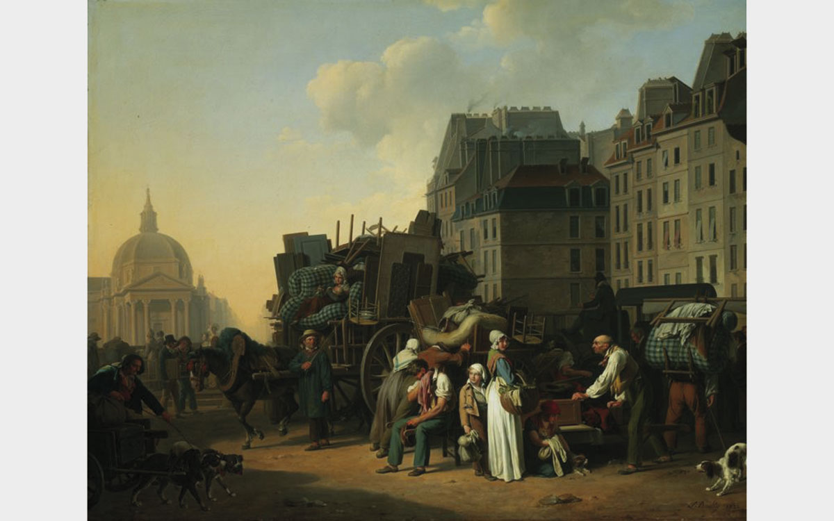 Th Movings, Boilly