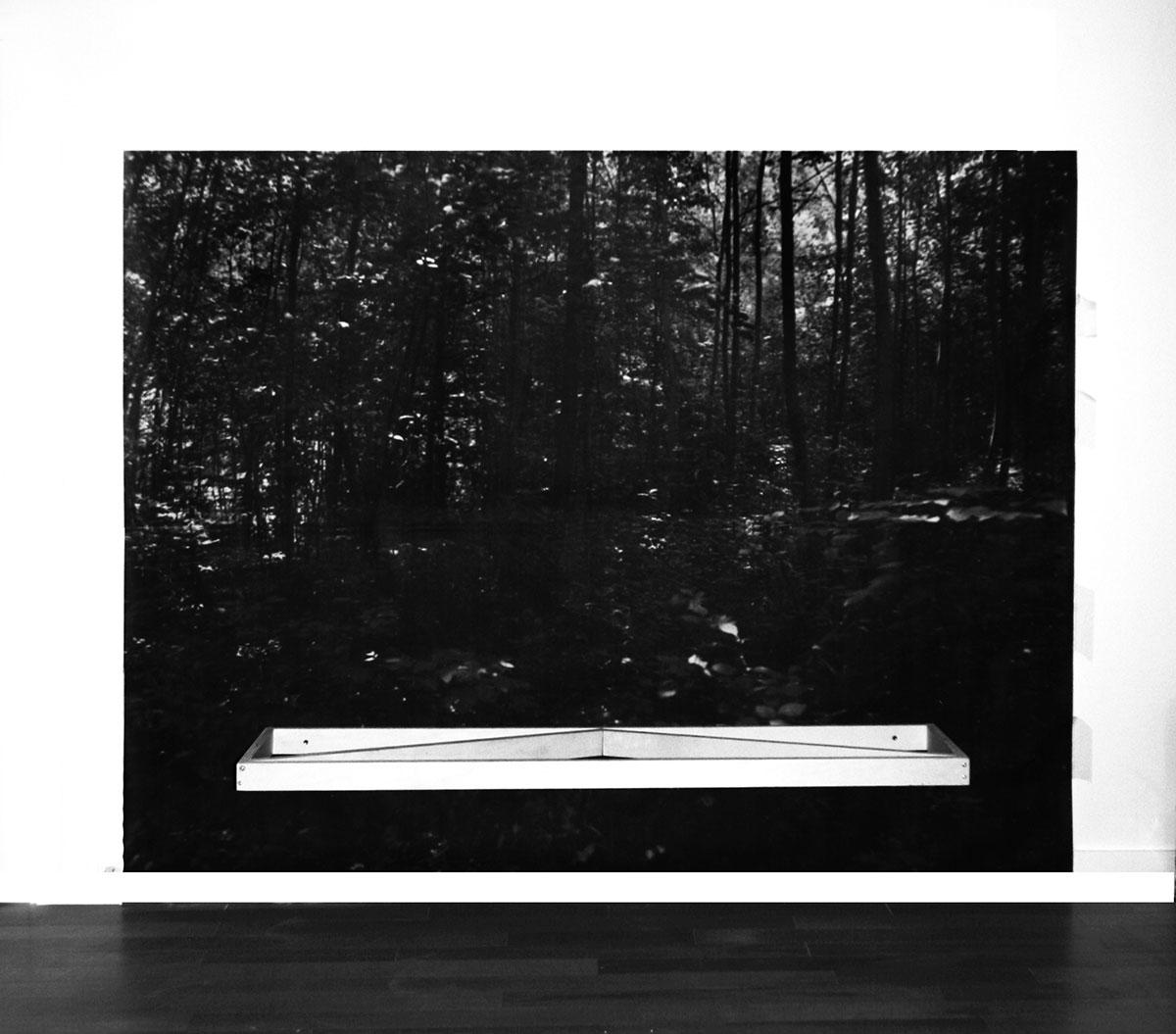 Dos au paysage - Quentin Lefranc